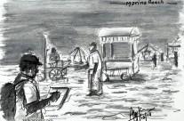 Sketching Marina [CWA] [4th Oct 2014]