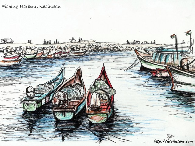 Resting Boats [CWA] [13th April 2014]